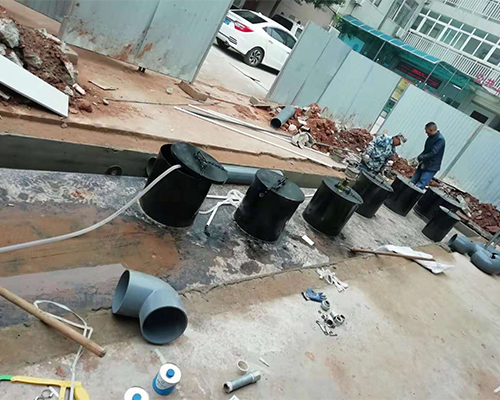 Pharmaceutical Wastewater Project of Huangpi Hospital, Wuhan City, Hubei Province