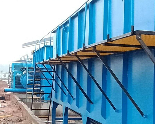 Jiangxi Plastic Washing Wastewater Project