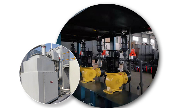 Customized on demand to provide overall industry solutions